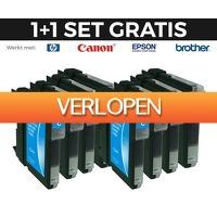 Voordeelvanger.nl: Cartridges Voor HP, Epson, Brother & Canon Printers
