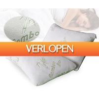 Voordeelvanger.nl 2: Royalty Comfort bamboe kussen