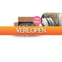 ActievandeDag.nl 1: 500 vaatwastabletten