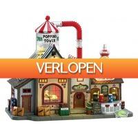 Warentuin.nl: Kerstfiguur Bell's Gourmet Popcorn Factory