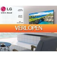 1DayFly: LG 50 inch ultra HD 4K smart TV (2018)
