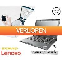 1Dayfly Extreme: Lenovo refurbished Thinkpad T430S