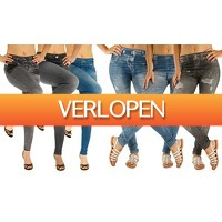 Groupon 1: Afslankende jeggings