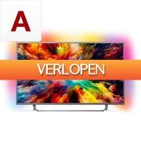 Alternate.nl: Philips 50 Ultra HD LED-tv