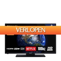 Wehkamp Dagdeal: Finlux FL3230FSWK HD Ready Smart LED TV