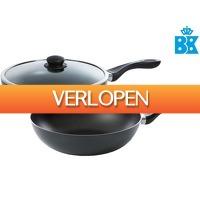 iBOOD.be: BK wok en hapjespan