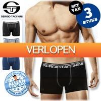 voorHEM.nl: 3 x Sergio Tacchini boxershorts