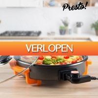 TipTopDeal.nl: Presto! elektrische pan