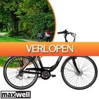 Euroknaller.nl: Maxwell E-Bike elektrische fiets