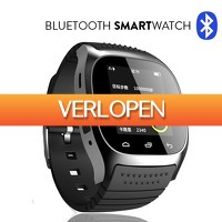 Slimmedealtjes.nl: rWatch M26 Bluetooth smartwatch
