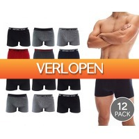 Voordeelvanger.nl: 12-pack Antonio Rossi boxershorts