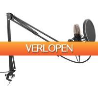MaxiAxi.com: Vonyx studiomicrofoon set