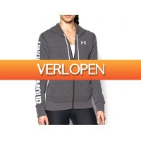 Avantisport.nl: Under Armour Favorite Full Zip Hoodie