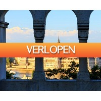 Travelbird: Stedentrip Boedapest