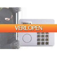 DealDonkey.com 2: Benson alarmsysteem met bewegingssensor