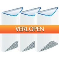 Coolblue.nl 1: Netgear Orbi SRK60 Pro Multiroom wifi 3 pack