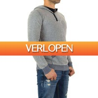 Brandeal.nl Casual: Y.Two Jeans pullover met capuchon