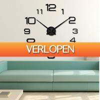 MyXLshop.nl: Grote moderne wandklok