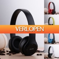 DealDigger.nl 2: Opvouwbare head phone