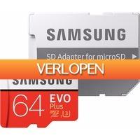 Coolblue.nl 2: Samsung microSDXC EVO+ 64GB