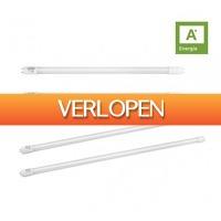 Koopjedeal.nl 2: 4-pack energiezuinige LED TL-buizen