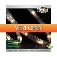 Warentuin.nl: 18 meter Rope light  432 LED-lampjes
