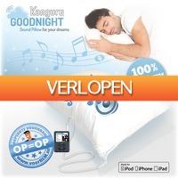 voorHEM.nl: Relaxte Soundpillow