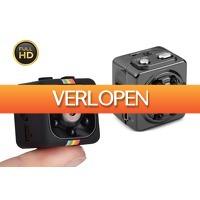 Marktplaats Aanbieding 3: Full HD videocamera