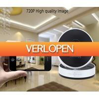 Uitbieden.nl 2: Camnoopy 720p WiFi IP-Cam