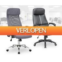 Voordeelvanger.nl: Luxe ergonomische bureaustoel