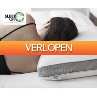 Voordeelvanger.nl 2: Sleep Med traagschuim kussen