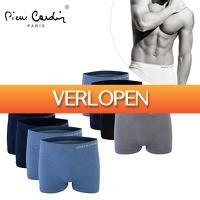 Elkedagietsleuks HomeandLive: Pierre Cardin 4 pack boxershorts