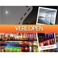 1DayFly Travel: Amsterdam Light Festival met 4*-Van der Valk hotel
