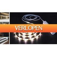 CheckDieDeal.nl 2: LED-strip met sensor