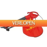 Alternate.nl: Wolf-Garten LBV 2600 E elektrische bladblazer