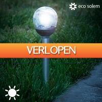 TipTopDeal.nl: Eco Solem Solar Lamp
