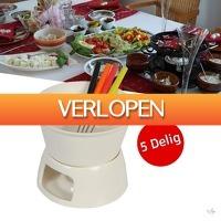 Wilpe.com - Home & Living: 5-delige complete fondueset