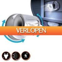 One Day Only: LED-buitenlamp met bewegingssensor