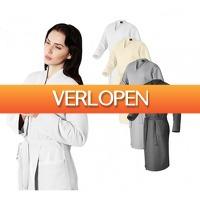 Koopjedeal.nl 2: Hotel Collection katoenen badjassen