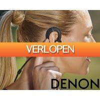 1DayFly Outdoor: Denon draadloze sport hoofdtelefoon