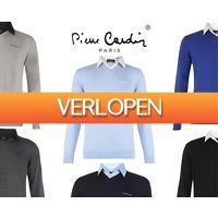 Groupdeal 2: Pierre Cardin pullover met kraag