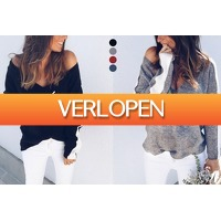 VoucherVandaag.nl: Loose v-neck