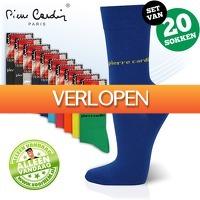 voorHEM.nl: 20 paar Pierre Cardin sokken