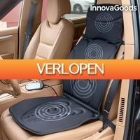 TipTopDeal.nl: InnovaGoods shiatsu massage stoel