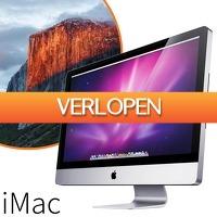 Euroknaller.nl: Apple iMac 27 inch refurbished