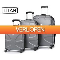 Telegraaf Aanbiedingen: Titan X2 hardcase koffer