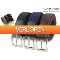 iBOOD Sports & Fashion: 3 x Safekeepers elastische riem