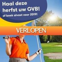 One Day Only: Golfcursus voor 1 of 2 personen