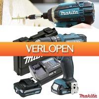 Wilpe.com - Tools: Makita accu klopboor en schroefmachine
