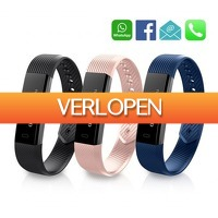 Koopjedeal.nl 2: VFit Activity Tracker smartwatch